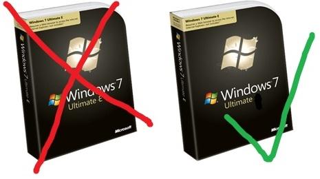 Windows 7 e
