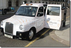 Office 365 Taxi